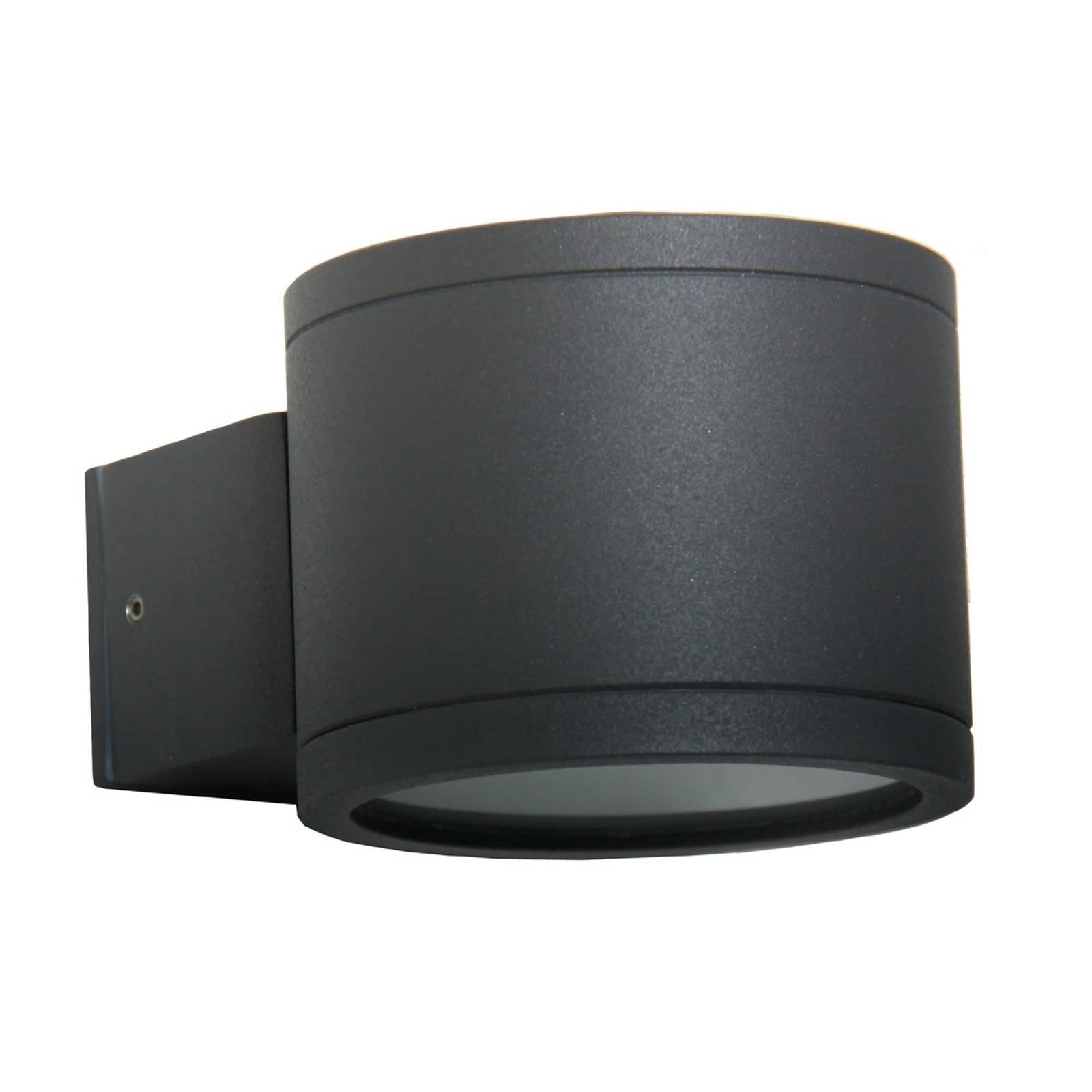 Strålende klar Optica utendørs LED-vegglampe