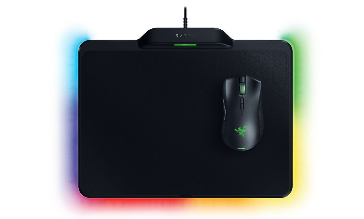 Razer Hyperflux Mouse Wireless with Power Supply and Power Mat RZ83-02480100-B3M1