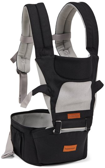 Beemoo Carry Comfort Air, Black