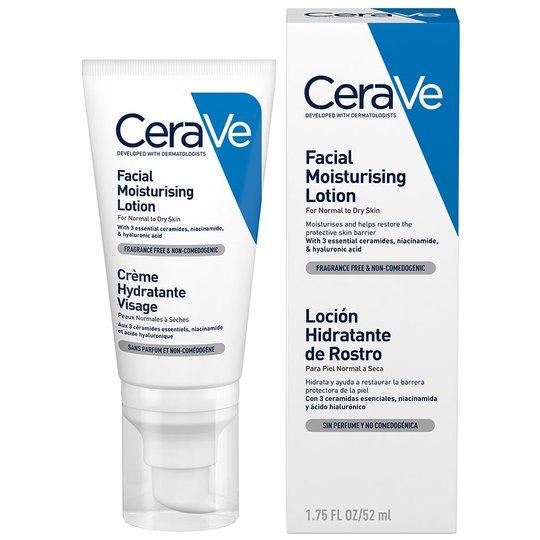 Facial moisturising lotion, 52 ml CeraVe Kasvovoiteet