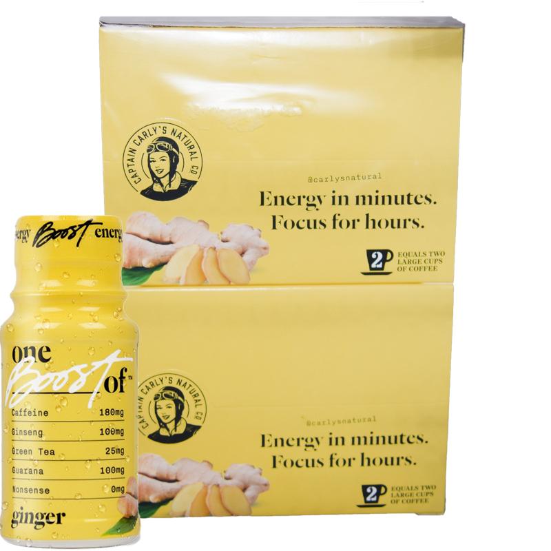 Energishot Ingefära 24-pack - 67% rabatt