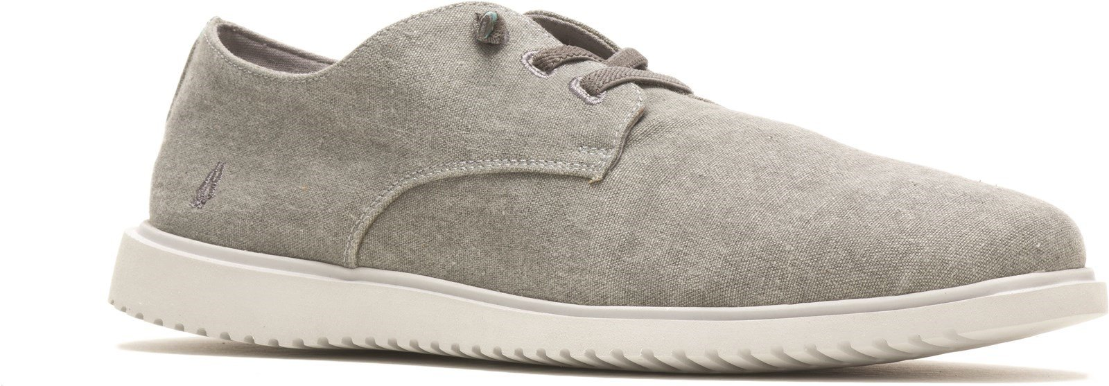 Hush Puppies Men's Everyday Lace Trainer Various Colours 31982 - Grey 6
