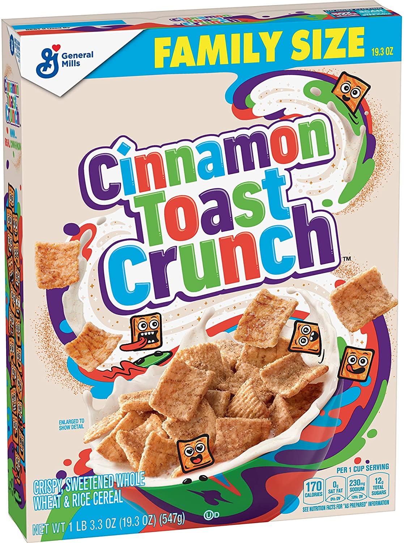 Cinnamon Toast Crunch 547g