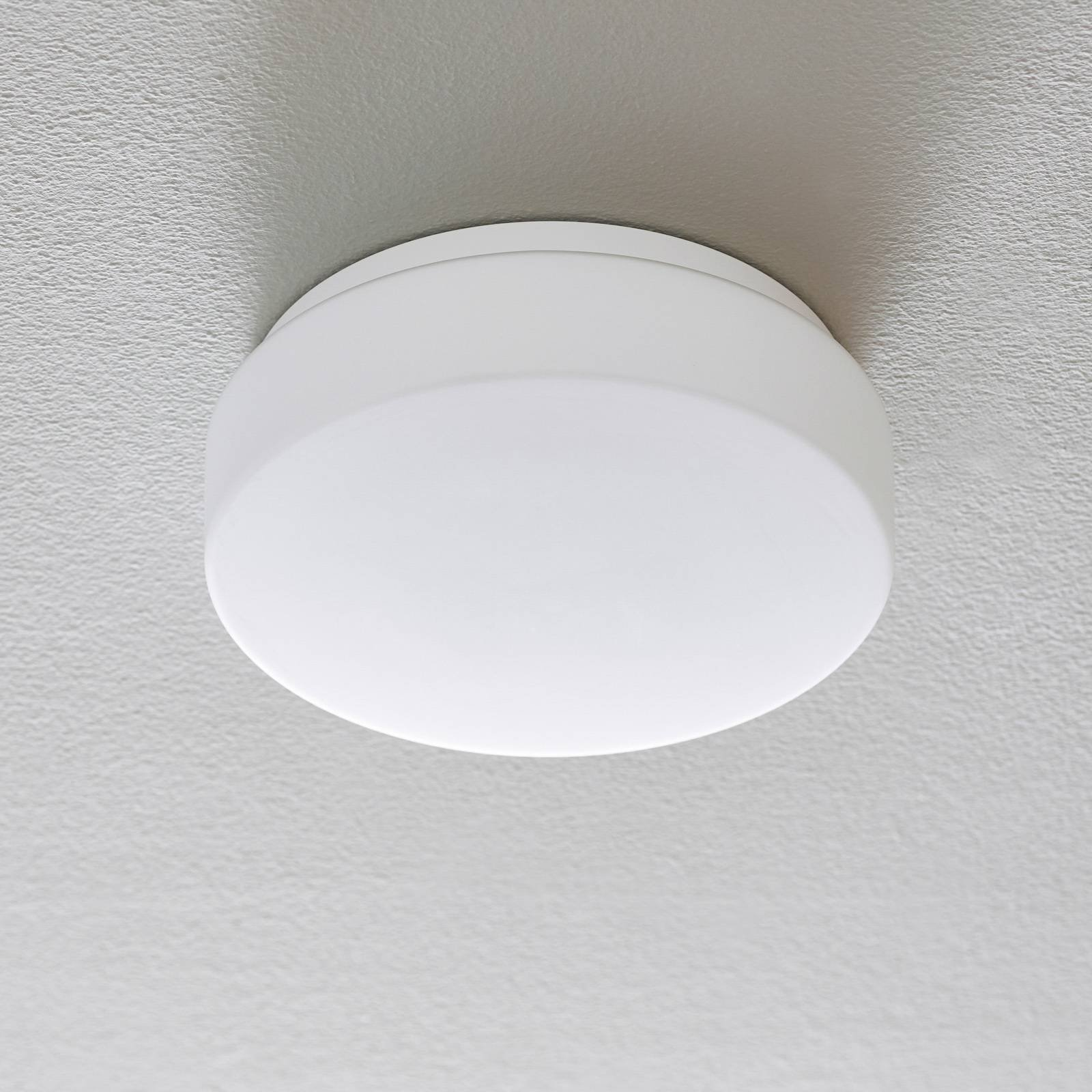 BEGA 50078 LED-taklampe DALI 4 000 K Ø25cm