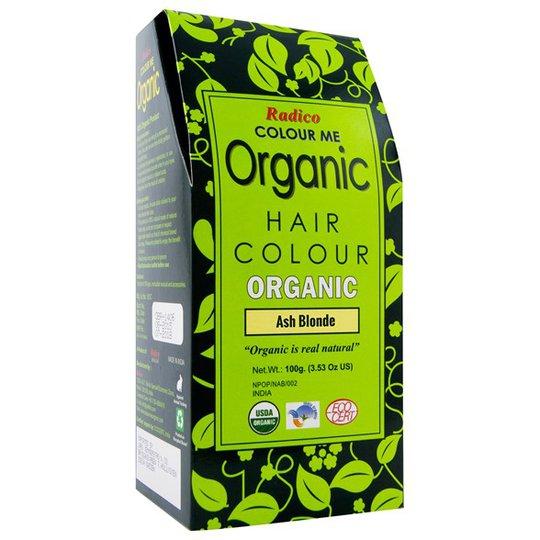 Radico 100% Ekologisk Hårfärg, 100 g