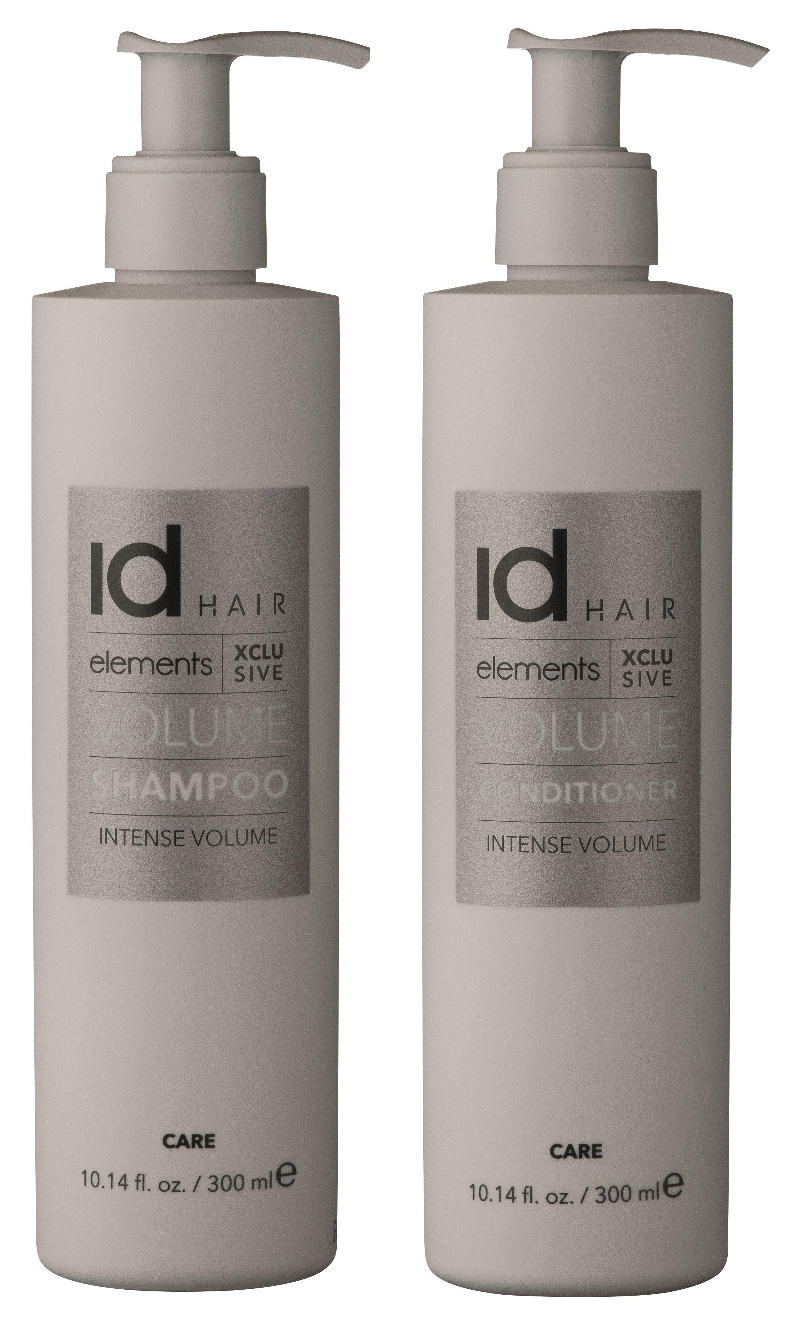 IdHAIR - Elements Xclusive Volume Shampoo 300 ml + Conditioner 300 ml