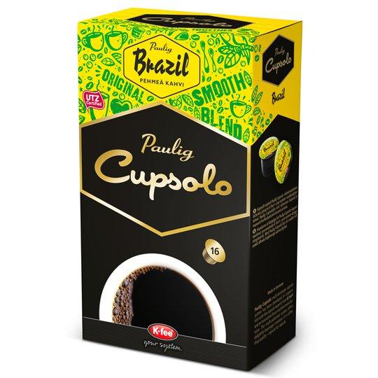 Kaffekapslar Brazil - 29% rabatt