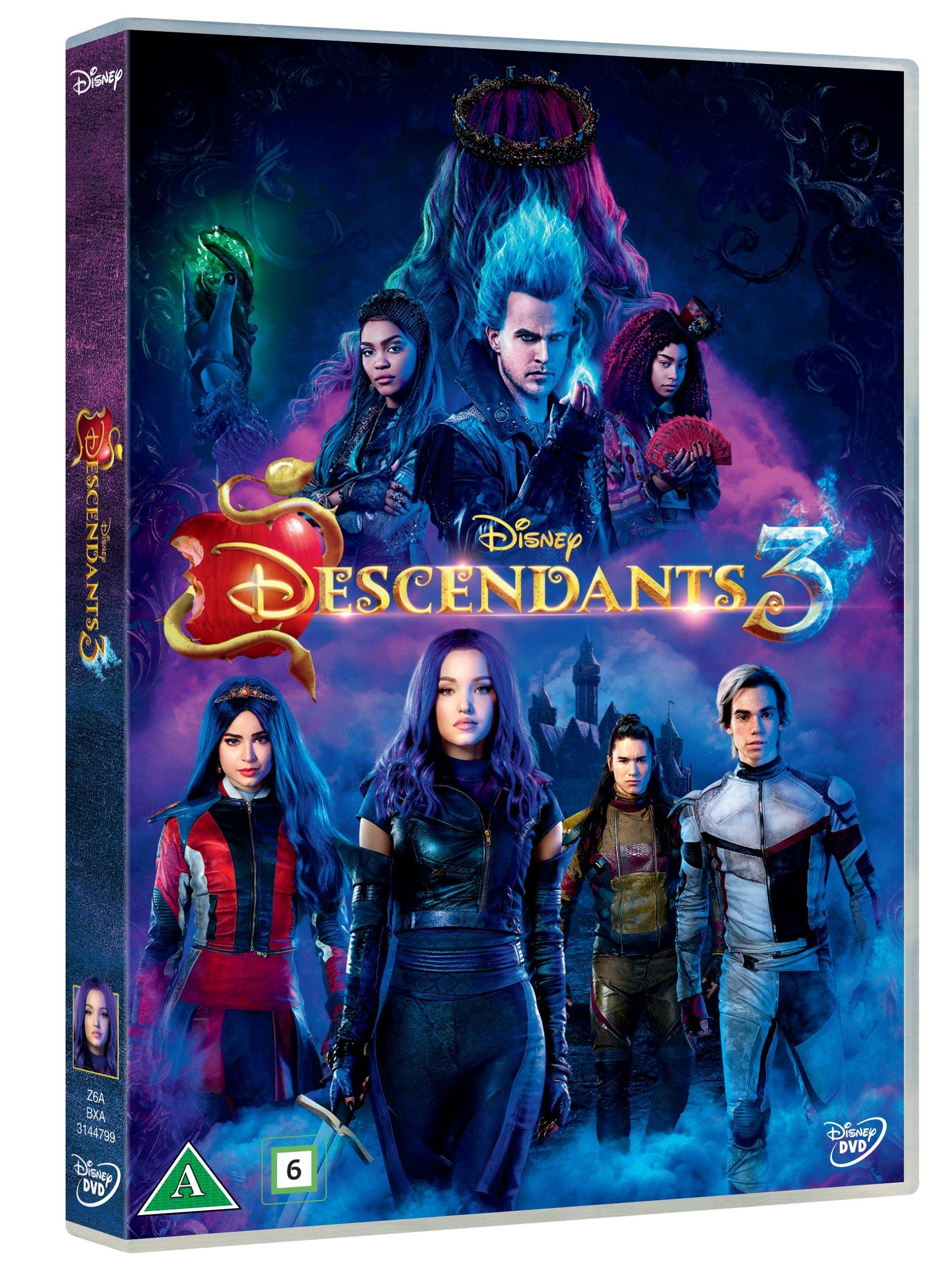Descendants 3 - DVD