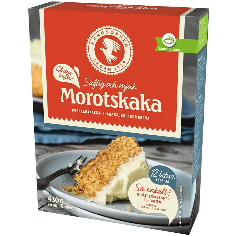 Morotskaka - 28% rabatt