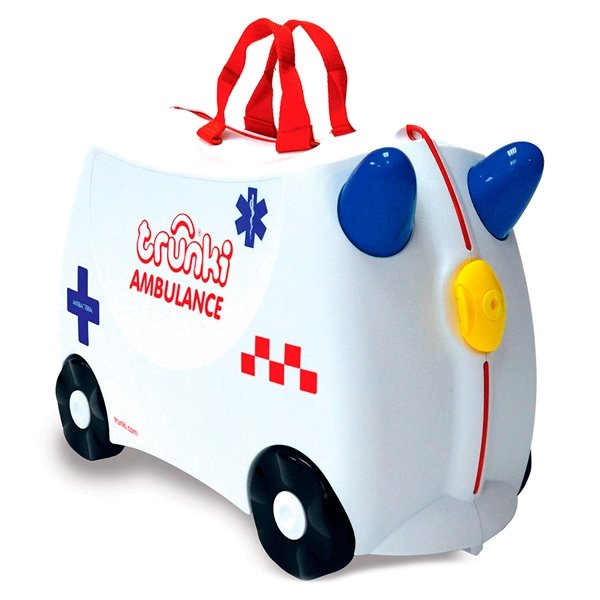 Trunki - Abbie the Ambulance