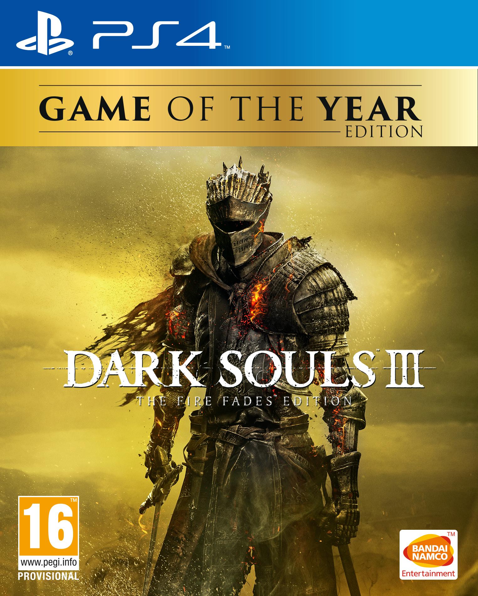 Dark Souls III (3): The Fire Fades