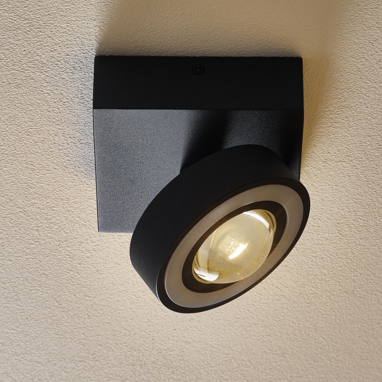 Paul Neuhaus Q-MIA LED-kattovalaisin antrasiitti
