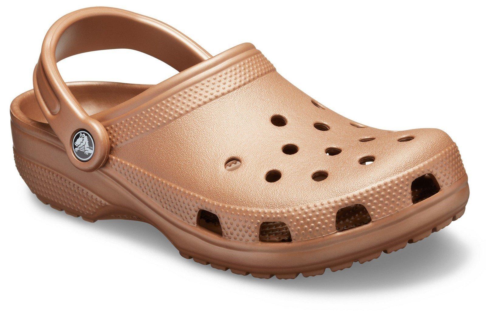 Crocs Unisex Classic Clog Sandal Various Colours 21060 - Bronze 3