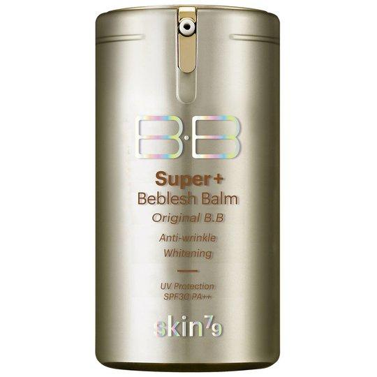 Super+ Beblesh Balm SPF 30 PA++ Gold, 40 g Skin79 BB-voiteet