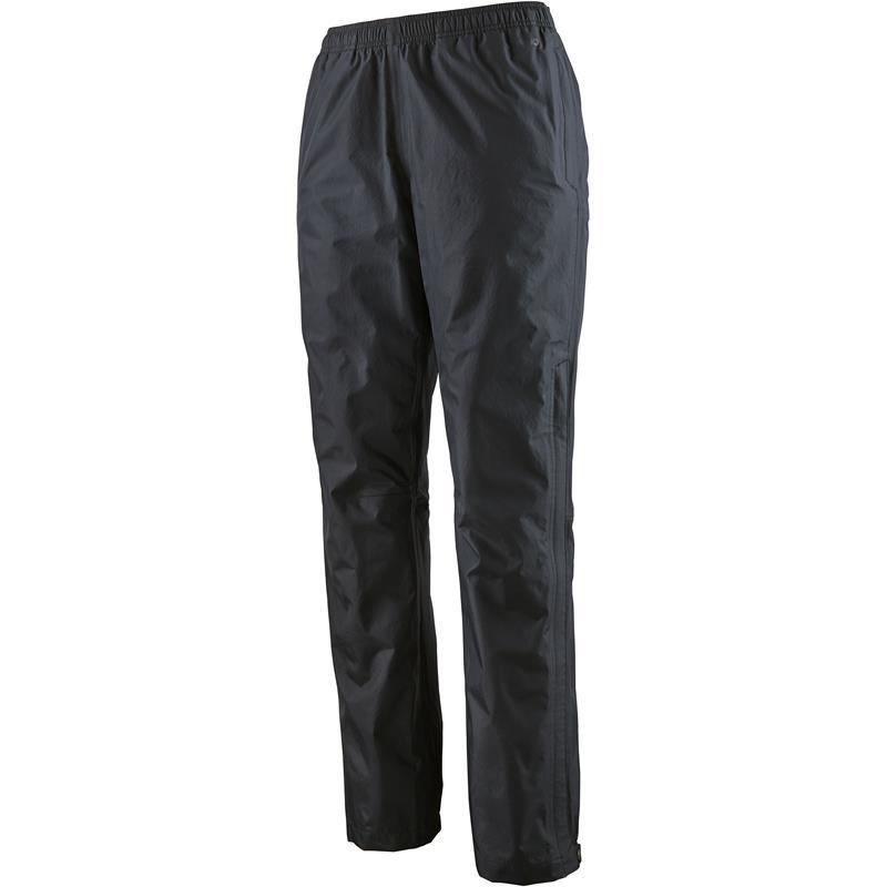 Patagonia Torrentshell 3L Pants L Skallbukse, dame, Black