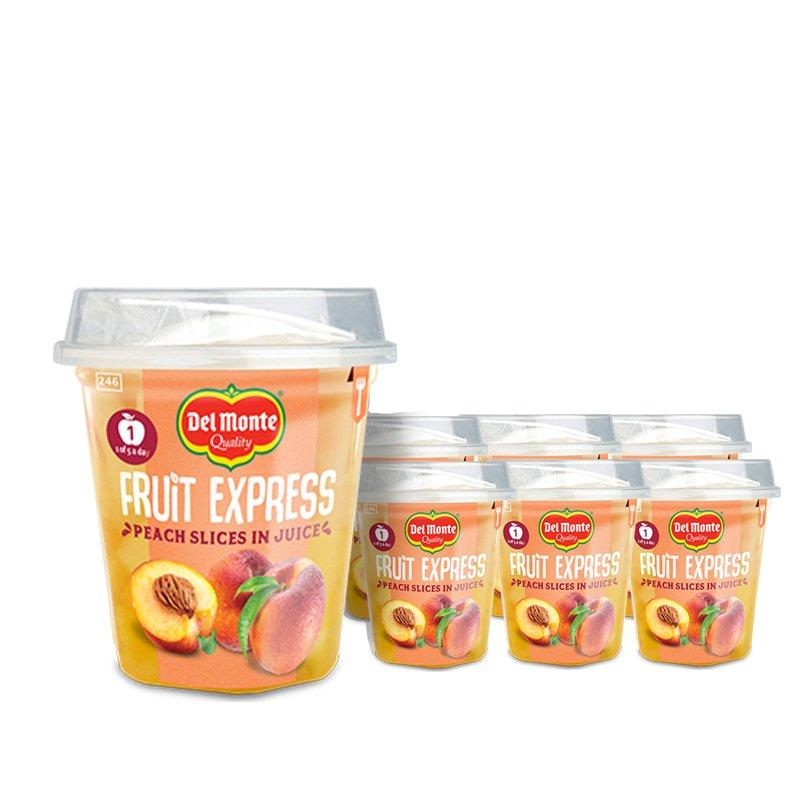 Persikanpalat Fruit Express 6kpl - 50% alennus