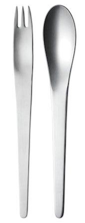Arne Jacobsen Salatbestikk Rustfritt Stål Matt