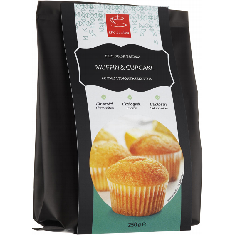 "Bakmix ""Muffin & Cupcake"" 250g - 35% rabatt"