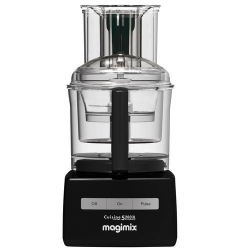 Magimix Cs 5200 Xl Svart Matberedare -