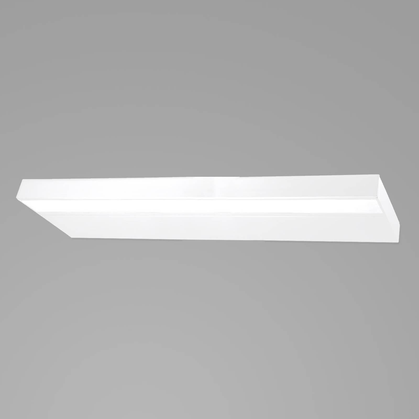 Moderne LED-vegglampe til bad Prim IP20 90 cm hvit