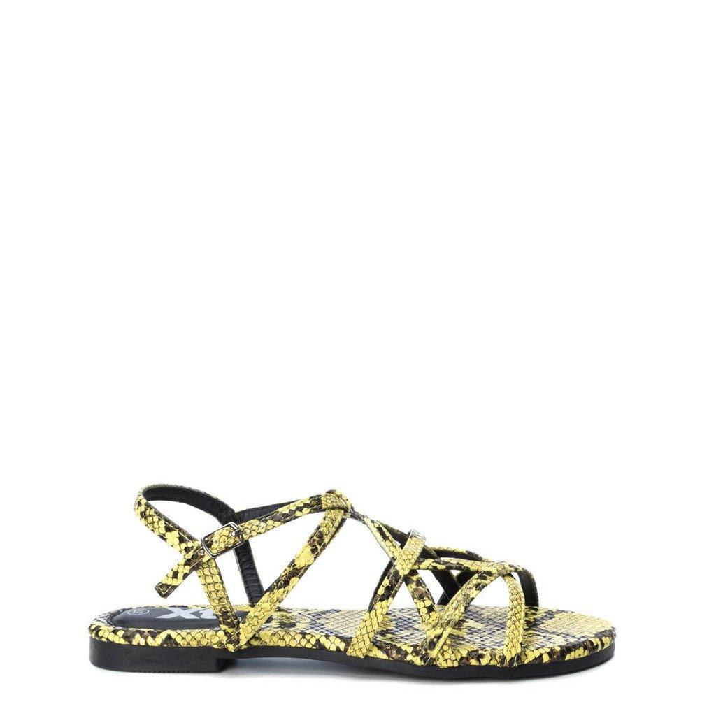 Xti Women's Sandals Yellow 49578 - yellow 38 EU