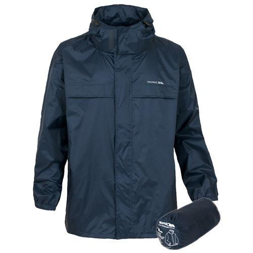 Trespass Kid's Waterproof Jacket Various Colours Packa - Navy 2 to 3 Years