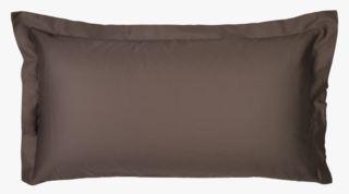 Soft Satin tyynyliina hiilenharmaa
