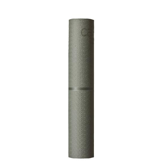 Yoga Mat Position 4mm, Calming Green