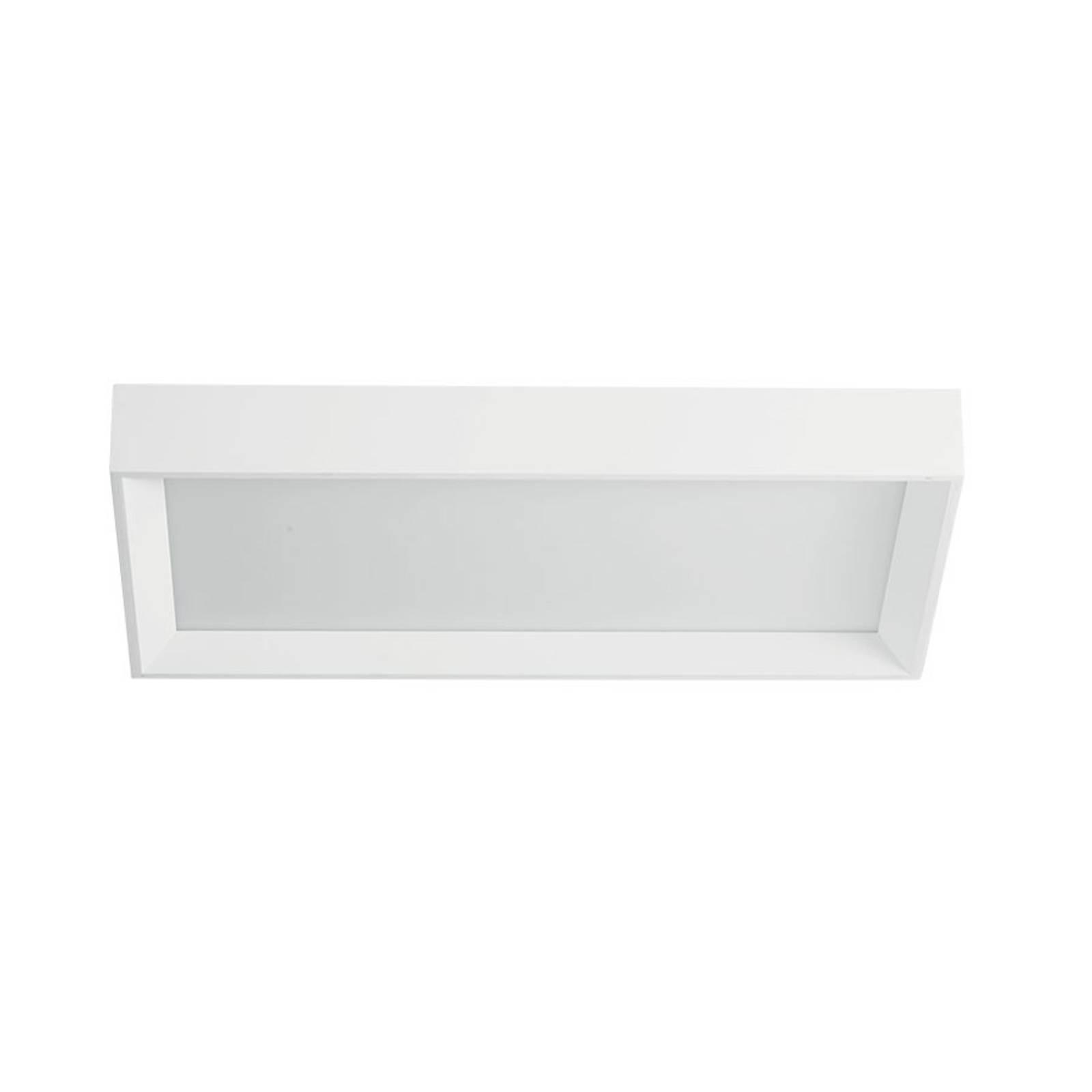 LED-kattovalaisin Tara, himmennettävä, 54 x 29 cm