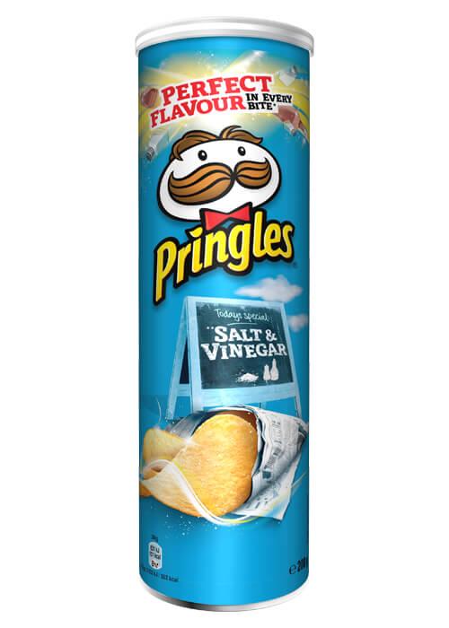 Pringles Salt Vinäger - 200g