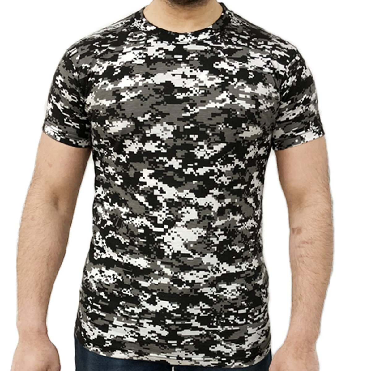 Game Digital Camouflage T-Shirts - Digital Urban S