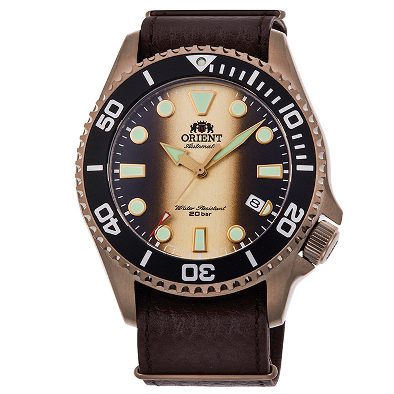 Orient Men's Watch Gunmetal RA-AC0K05G00B