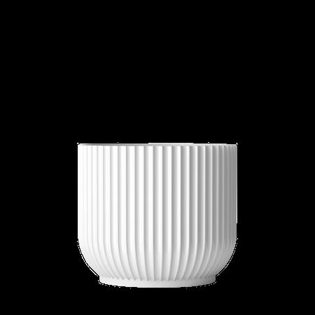 Krukke stor Porselen Hvit