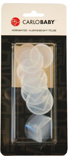 A-plast Hjørnebeskyttelse, Transparent