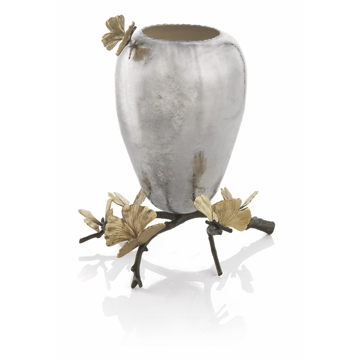 Michael Aram I Butterfly Ginkgo Vase