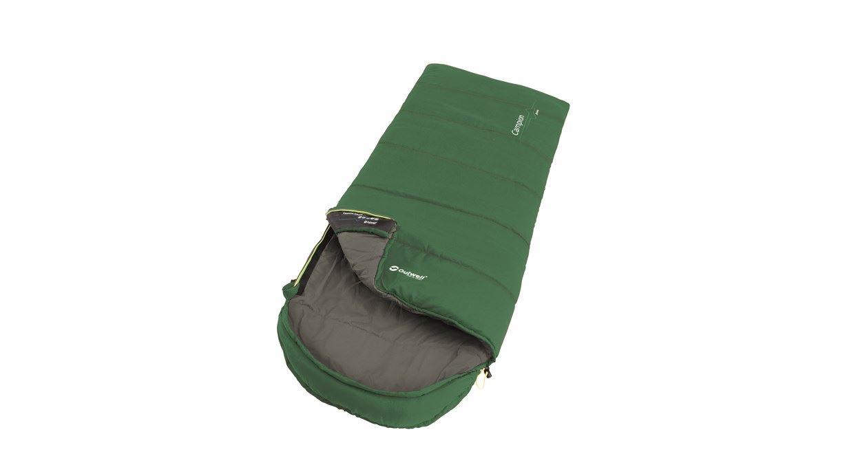 Outwell - Campion Junior Sleeping Bag 2021 - Green (230374)