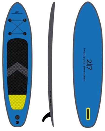 2117 Aquahybrid 10, Blå