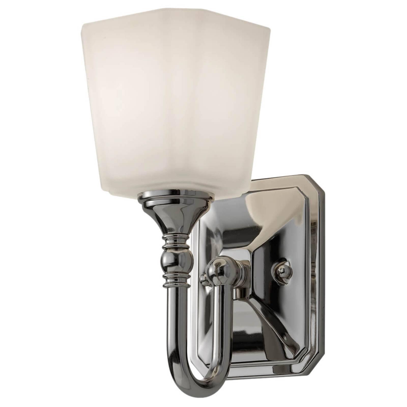 Vegglampe Concord i klassisk design til badet