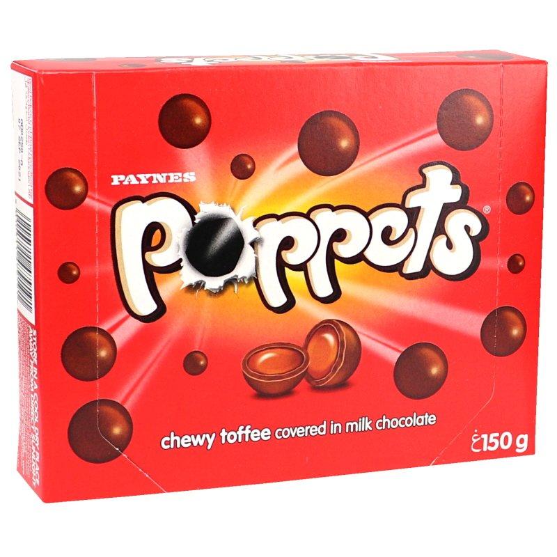 Poppets Toffee - 25% rabatt