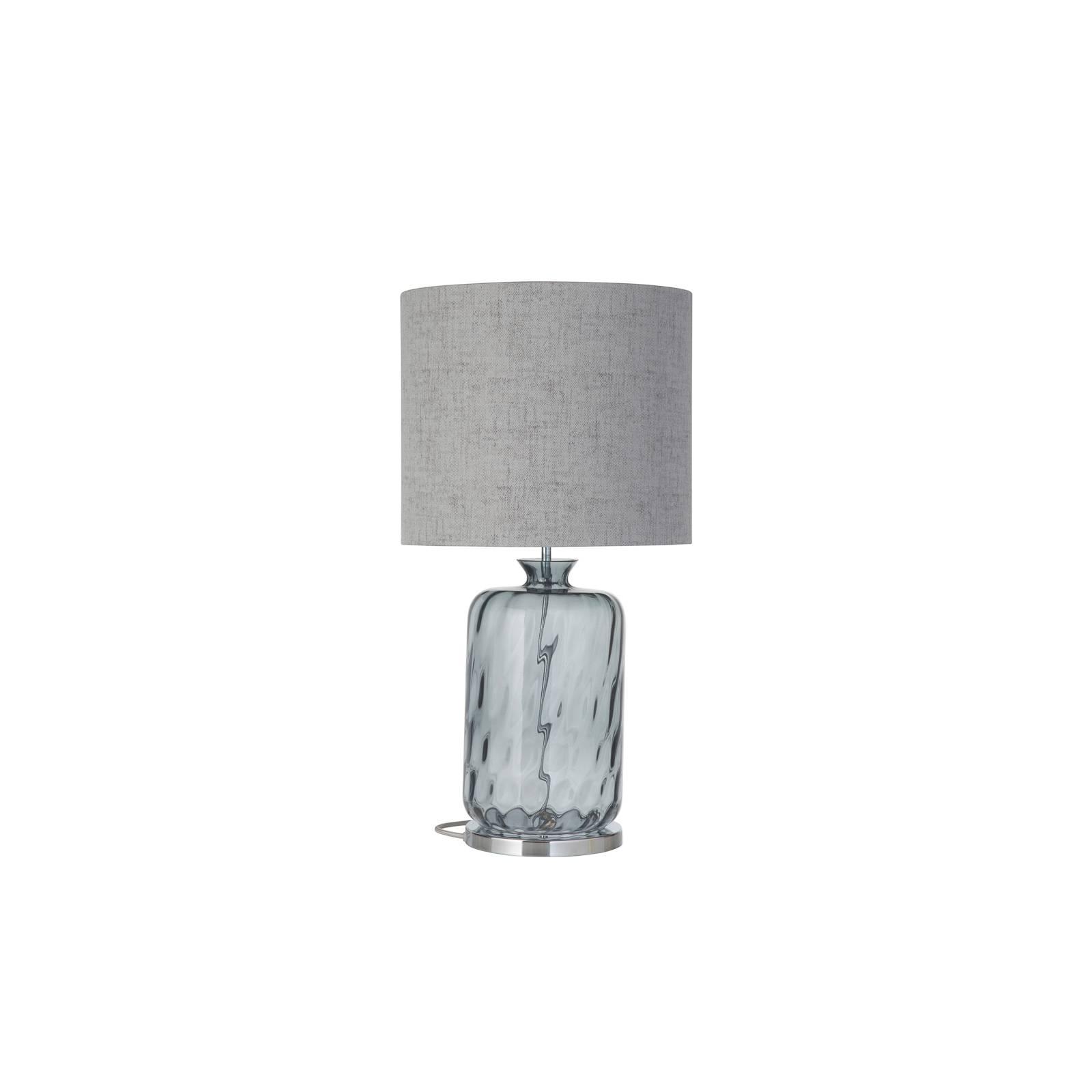 EBB & FLOW Pillar -pöytälamppu Marl grey / harmaa