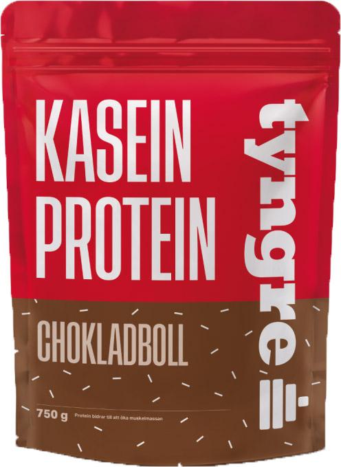 Tyngre Kasein Protein Chokladboll 750g
