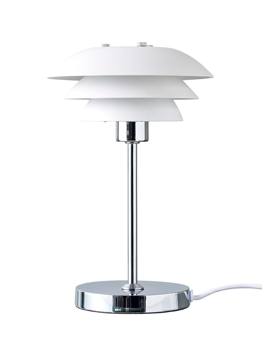 Dyberg Larsen - DL16 Table Lamp - White (7084)