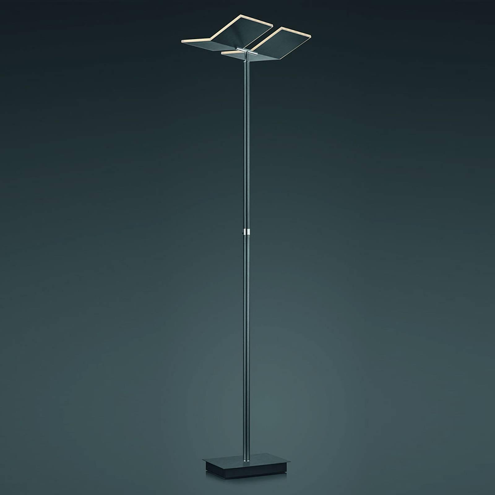 B-Leuchten Domi LED-lattiavalaisin, antrasiitti