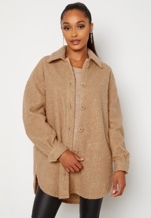 ONLY Piper Shacket Cuban sand XS