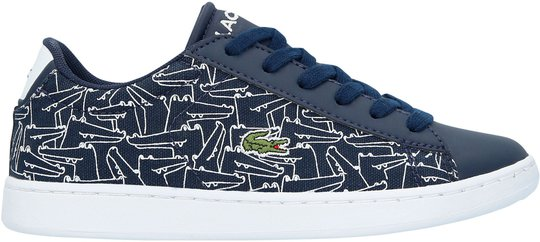 Lacoste Carnaby Evo 318 Sneaker, Navy/White 28