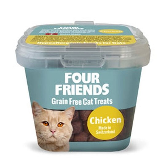 FourFriends Cat Treats Chicken 100 g