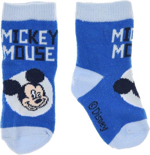 Disney Mikke Mus Sokker, Blue 0-6mån