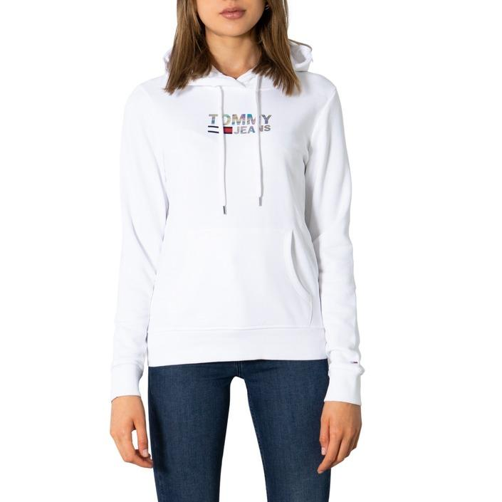 Tommy Hilfiger Jeans Women's Sweatshirt Various Colours 298754 - white S