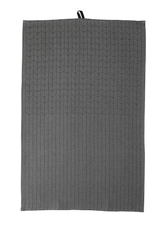 Swedish Grace kjøkkenhåndkle 47x70 cm stein