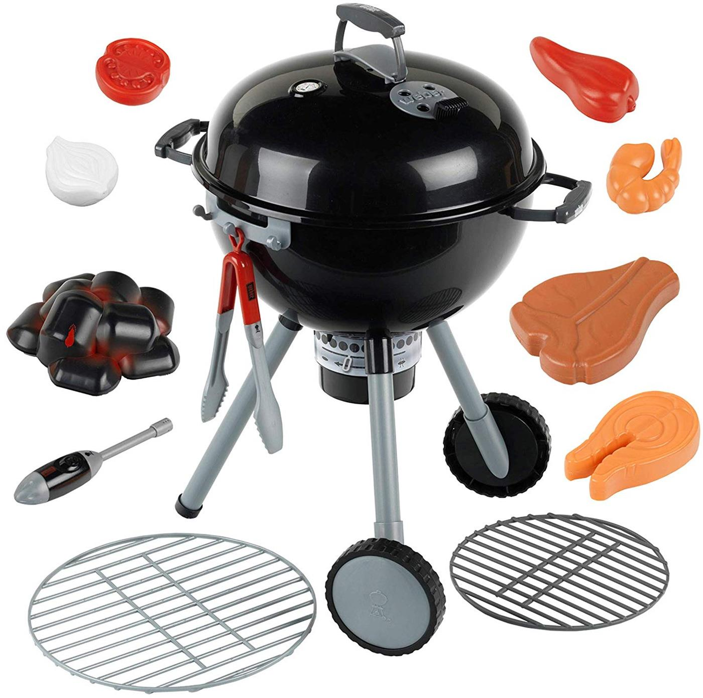 Klein - Weber - Kettle Barbecue With Light And Sound (KL9466)
